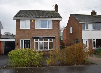 Thumbnail 3 bedroom detached house for sale in Green Acres Drive, Garstang, Preston