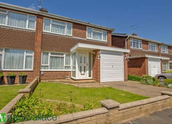 Thumbnail 3 bed semi-detached house for sale in Beechfield, Hoddesdon