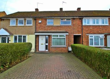 Thumbnail 3 bed terraced house for sale in Cherwell Grove, South Ockendon