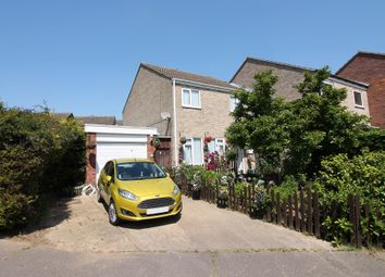 Thumbnail 3 bed end terrace house for sale in Laing Road, Colchester