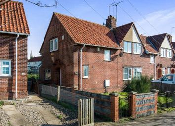 Thumbnail 3 bed end terrace house for sale in Norwich, Norfolk