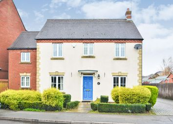 Thumbnail 5 bed detached house for sale in Coton Park Drive, Coton Meadows, Rugby