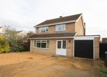 Thumbnail 3 bed detached house for sale in Dovehouse Close, Ely