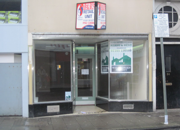 Thumbnail Retail premises for sale in 60 Alloway Street, Ayr