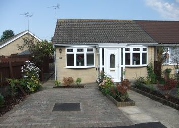 Thumbnail 2 bed bungalow for sale in Meadowcroft, Swindon