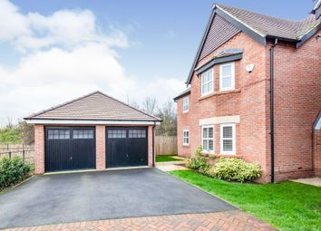 4 bed detached house for sale in St. Marys Way, Elmesthorpe, Leicester LE9