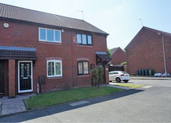 Thumbnail 2 bed town house for sale in Mallard Drive, Oldbury