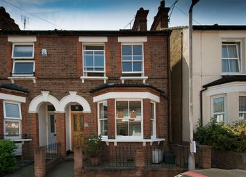 Thumbnail 4 bed end terrace house for sale in Burnham Road, St.Albans
