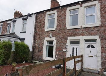 Thumbnail 3 bedroom terraced house to rent in Wilberforce Street, Wallsend