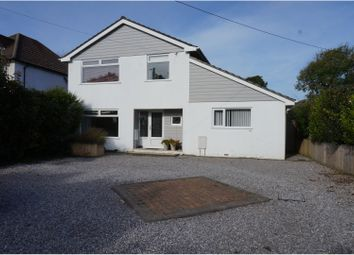 Ashley Road, New Milton BH25. 5 bed detached house for sale