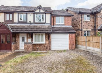 Thumbnail 3 bed semi-detached house for sale in Marwick Close, Standish, Wigan