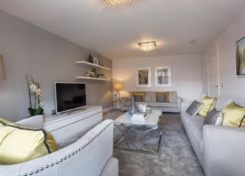 """Thumbnail 4 bedroom detached house for sale in """"Dunbar"""" at Meikle Earnock Road, Hamilton"""