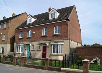 Thumbnail 4 bed semi-detached house for sale in Mariners Quay, Port Talbot