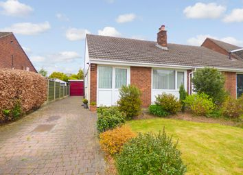Thumbnail 2 bed bungalow for sale in Langdale Close, High Lane, Stockport