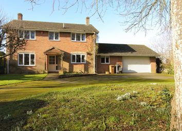 Thumbnail 4 bed detached house to rent in Abbotts Ann, Andover