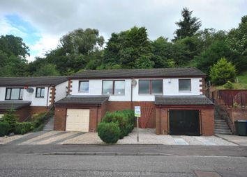Thumbnail 2 bed semi-detached house for sale in East Church Court, Newmilns