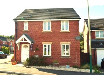 Thumbnail 4 bed property to rent in Farm Close, Tir-Y-Berth, Hengoed