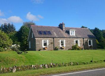 Thumbnail 5 bed detached house for sale in Achnacalman, Kilmichael, Lochgilphead