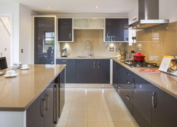 "Thumbnail 4 bedroom detached house for sale in ""Lincoln"" at Coppice Green Lane, Shifnal"