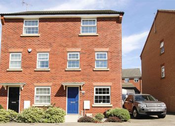 Thumbnail 4 bed semi-detached house for sale in Axmouth Drive, Mapperley, Nottinghamshire