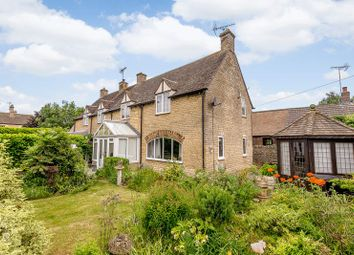 Thumbnail 2 bed semi-detached house for sale in New Road, Easton On The Hill, Stamford