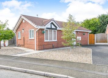Thumbnail 2 bed bungalow for sale in Aviemore Drive, Cinnamon Brow, Fearnhead, Warrington
