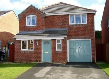 Thumbnail 4 bed detached house for sale in Maple Way, Selston, Nottingham