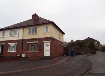 Thumbnail 2 bed property to rent in Bailey Avenue, Hockley, Tamworth