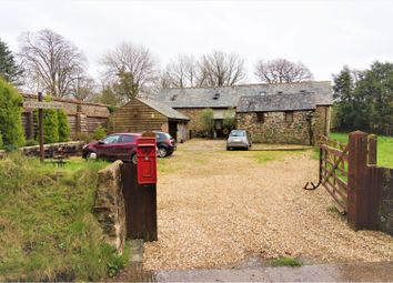 Thumbnail 4 bed barn conversion for sale in Chittlehampton, Umberleigh