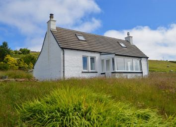Thumbnail 2 bed detached house for sale in Ormiscaig, Aultbea, Achnasheen