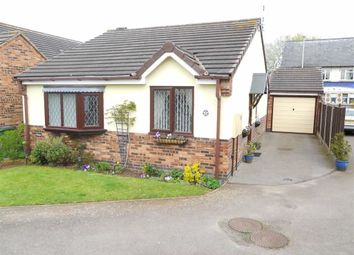 Thumbnail 2 bed detached bungalow for sale in Dovecote Close, Sapcote, Leicester