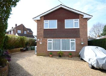 Thumbnail 4 bedroom detached house for sale in Woodlands Road, Farnborough, Hampshire