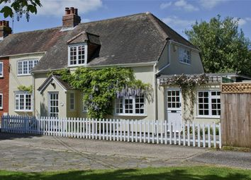 Thumbnail 4 bed semi-detached house for sale in Sway Road, Lymington, Hampshire