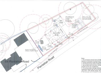 Thumbnail Land for sale in Plantation Road, Tibberton, Newport