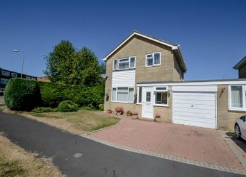 Thumbnail 3 bed detached house for sale in Canford Close, Swindon