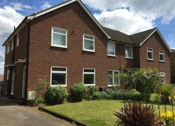 Thumbnail 2 bedroom maisonette to rent in Warren Terrace, Hertford
