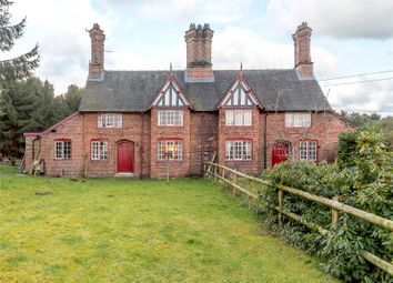 Thumbnail 3 bed terraced house for sale in Bank Cottages, Stone House Lane, Peckforton, Cheshire