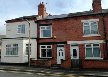 Thumbnail 2 bedroom terraced house to rent in Titchfield Street, Nottingham