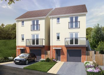 Thumbnail 3 bed detached house for sale in Vicarage Hill, Kingsteignton, Newton Abbot