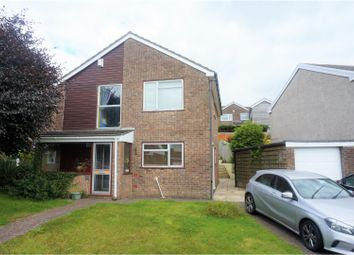 Thumbnail 4 bed detached house for sale in Pentwyn, Radyr