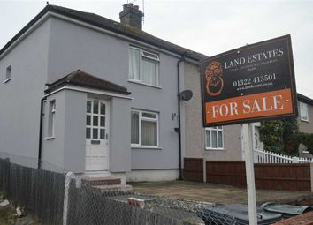 Thumbnail 3 bedroom property for sale in Highfield Road, Dartford
