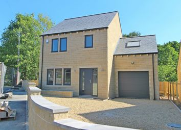 Thumbnail 4 bed detached house for sale in Sude Hill, New Mill, Holmfirth
