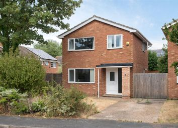 Thumbnail 3 bed detached house for sale in Tuckers Road, Loughborough