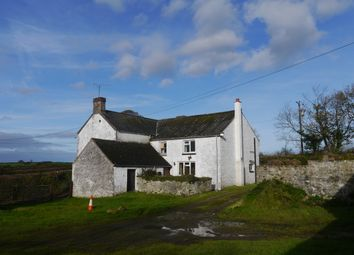 Thumbnail 5 bed farmhouse for sale in Begelly, Kilgetty Pembrokeshire