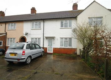 Thumbnail 3 bedroom terraced house for sale in Kings Way, Ipswich, Suffolk