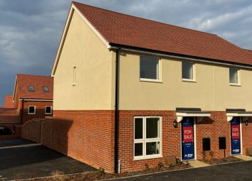 Thumbnail 3 bed end terrace house for sale in Warmington Mews, Crowborough, East Sussex