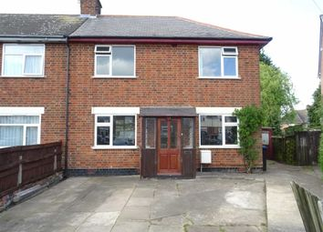 Thumbnail 2 bedroom semi-detached house for sale in Teign Bank Close, Hinckley