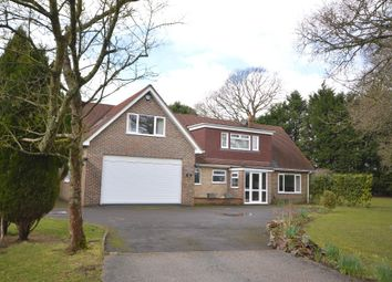 Thumbnail 4 bed detached house for sale in Gay Street Lane, North Heath, Pulborough