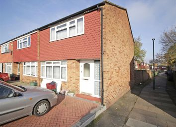 Thumbnail 3 bedroom end terrace house for sale in Berwick Road, Welling