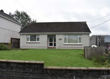 Thumbnail 3 bed detached bungalow for sale in Carway, Kidwelly